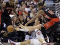 NBA: Клипперс обыграли Торонто, Нью-Джерси победил Шарлотт