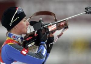 Украинцы завоевали три медали на Чемпионате Европы по биатлону
