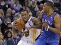 NBA: 48 очков Эллиса и трипл-дабл Ли не помогли Голден Стейт в матче с Оклахомой