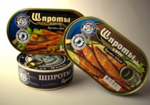 Минское Динамо будет выпускать фирменные рыбные консервы