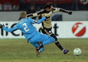 Лига Чемпионов: Зенит добыл волевую победу над Бенфикой