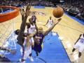 NBA: Оклахома справилась с Лейкерс