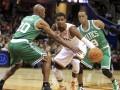 NBA: Бостон минимально обыгрывает Кливленд, Чикаго не справился с Орлеаном