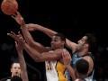 NBA: 30 очков Байнума не спасли Лейкерс от поражения в матче с Мемфисом