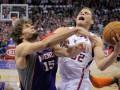 NBA: 27 очков и 14 подборов Гриффина помогли Клипперс победить Финикс