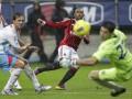 Серия А: Милан не смог победить Катанию