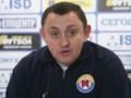 Тренер Ильичевца: Хорошо, что не проиграли
