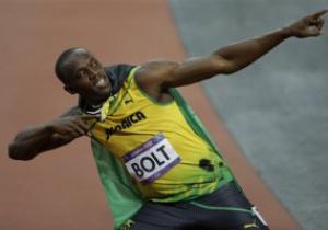 Усейн Болт выиграл стометровку на Олимпиаде-2012