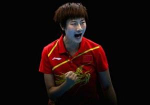 Китайская сборная выиграла золото Олимпиады в настольном теннисе
