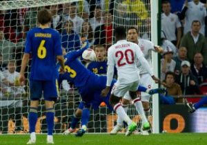 Фотогалерея: Як Україна ледь не виграла в Англії
