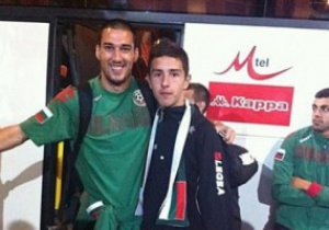 Tweet. Игроки сборной Болгарии