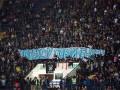 Фотогалерея: Украинские футбольные фанаты провели массовую акцию протеста