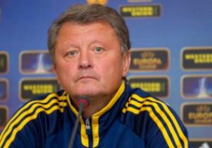 Чемпионат СНГ похоронит украинский футбол, - Маркевич
