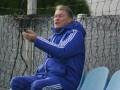...Динамо Олег Блохин рассказал, что на сборах много времени приходится уделять на выстраивание тактических схем.