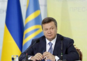 Новости спорта - Новости футбола - Виктор Янукович верит в Динамо