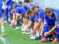 Фотогалерея. Как сборная Украины готовится к матчам против Камеруна и Черногории