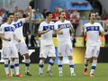 Италия выигрывает бронзу Кубка Конфедераций