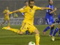 Украина громит Сан-Марино и прорывается в плей-офф отбора на ЧМ-2014