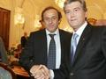 Ющенко пригрозил украинским городам отнять Евро-2012