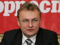 Тягнибок угрожает Садовому оторвать уши из-за Евро-2012
