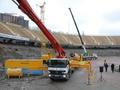 На НСК Олимпийский завершили первый этап реконструкции