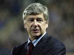 Венгер: Уверены, что можем добиться успеха в матче с «Ромой»