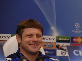 Лужный верит в чемпионство «Динамо»