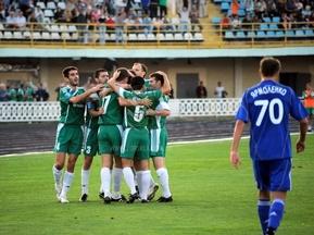 Чемпионат Украины: Символическая сборная пятого тура