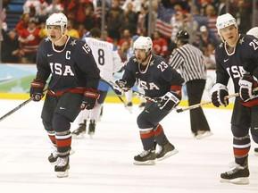 Хокей: США виходить у фінал, розгромивши збірну Фінляндії