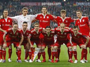 На пути к финалу Лиги Чемпионов. В объективе Бавария