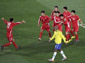 Жителям КНДР повідомили, що їхня збірна домінувала в матчі з Бразилією