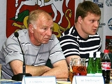 Тренер Поветкина рассказал о слабых сторонах Сайкса
