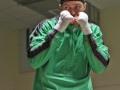 Александр Усик завершил серию спаррингов перед боем с Вентером