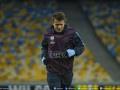 Днепр в Киеве провел тренировку перед матчем с Олимпиакосом