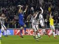Туринская и каталонская радость: Лучшие фото матчей Лиги чемпионов