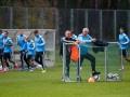 Тренировка повышенной ответственности: Как Украина к решающим матчам готовится