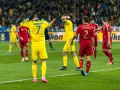 Обидное поражение: Как сборная Украины проиграла Испании