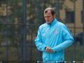 Интенсивная тренировка: Днепр показал готовность к матчу с Сент-Этьеном