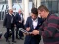 Мальме прибыл во Львов на матч Лиги чемпионов