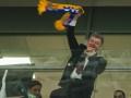 Счастье Гаранта: Как Порошенко радовался победе Украины над Словенией