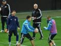 Готовность к бою: Тренировка сборной Украины перед матчем со Словенией