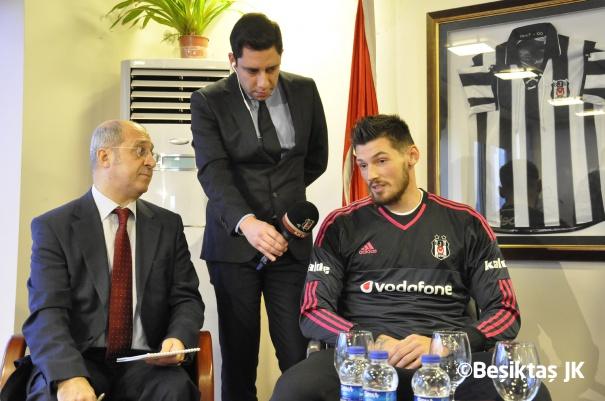 Бойко переехал в Стамбул