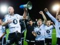 Русенборг стал чемпионом Норвегии