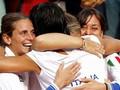 FedCup 2010: Сборная Италии в шаге от выхода в финал