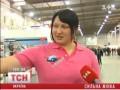Неженская сила: Украинка тянет две 7-тонные машины