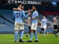 Манчестер Сити уверенно обыграл Ньюкасл