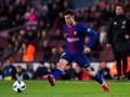Коутиньо забил первый гол за Барселону