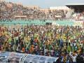 Болельщики устроили беспорядки на стадионе в Кот-д'Ивуаре
