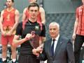 Украинец стал лучшим игроком волейбольной Евролиги