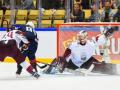 ЧМ по хоккею: CША в овертайме дожали Латвию, Словакия обыграла Францию